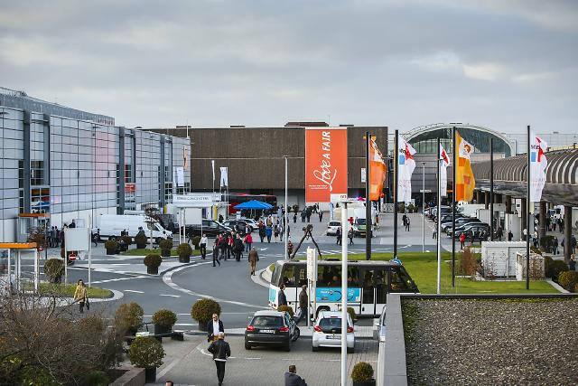 Messe Düsseldorf • Bundesinnungsverband des Glaserhandwerks