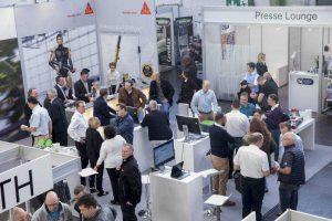 Messe: tasc • Glaserhandwerk • BIV Bundesinnungsverband des Glaserhandwerks